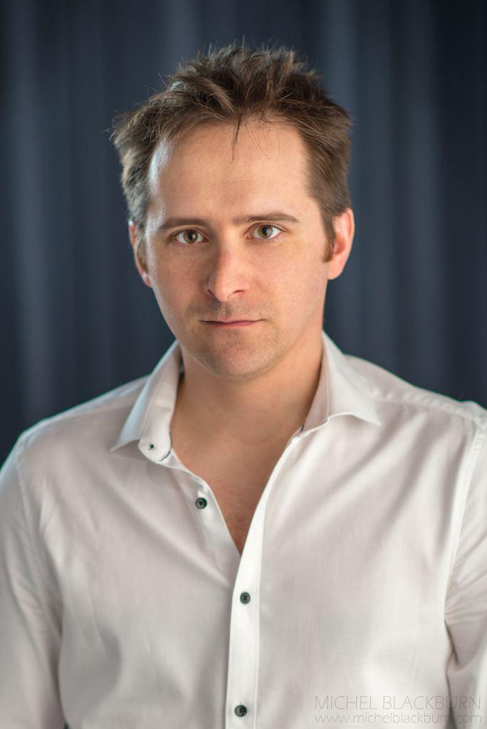 Michel Blackburn - Comédien