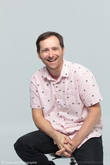 Michel Blackburn - Acteur, comédien et chanteur